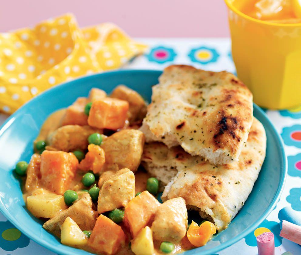 Chicken Sweet Potato Curry