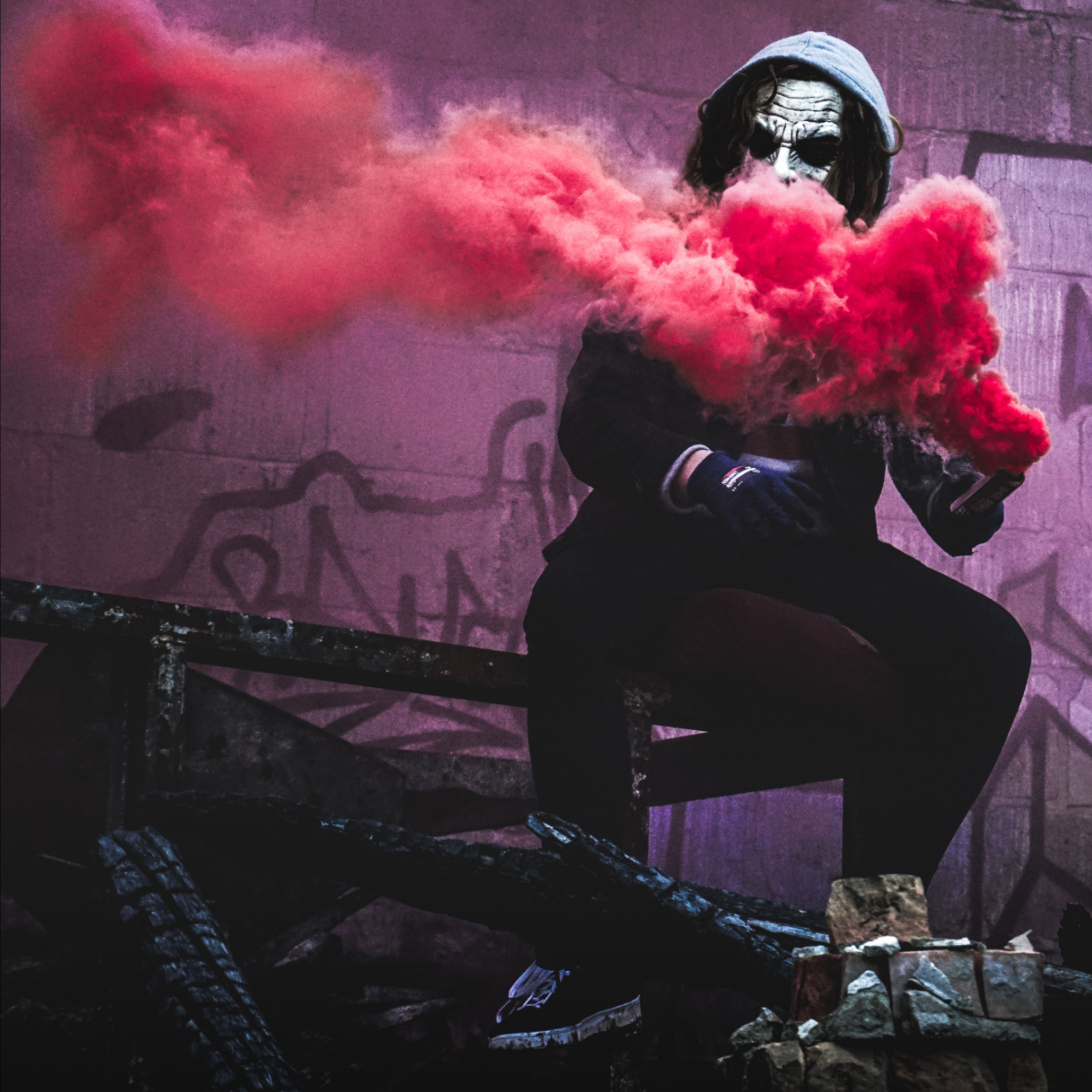 Pin On Smoke Bomb Photography