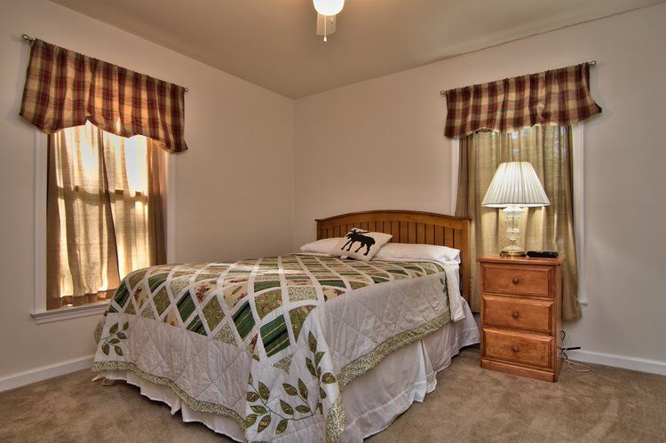 Another great bedroom in this lake wallenpaupack pa home