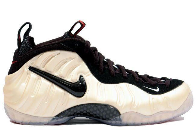 The Nike Air Foamposite Pro Pearl Returns 2015 will release along side the  Nike Zoom Hawk Flight as part of the Nike Make Up Class of 97 Pack.