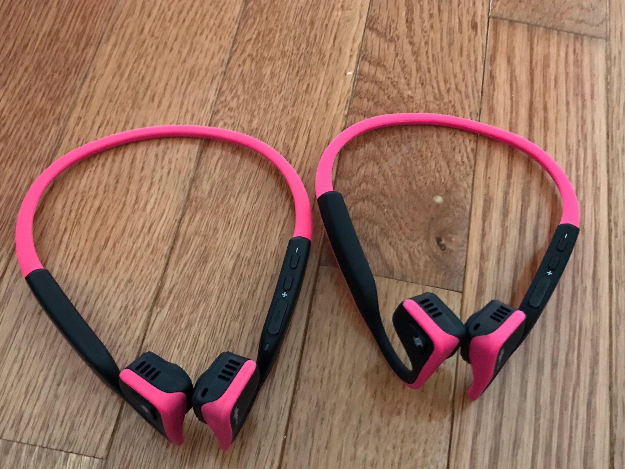 7d3cc00becc Review: Trekz Titanium Mini | AfterShokz Open-Ear Headphones ...