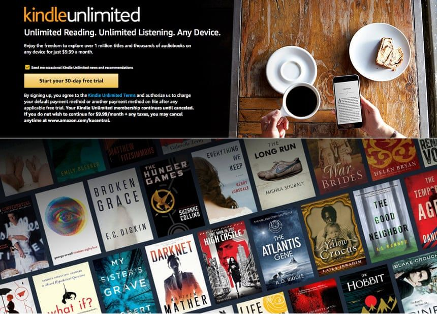 Plagiarism, 'bookstuffing', clickfarms the rotten