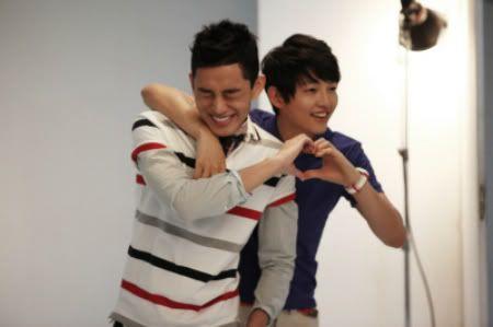 The Sungkyunkwan bromance lives on  Song Joong-ki and Yoo Ah