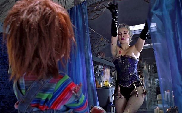The Steamiest Onscreen Lingerie Scenes | Chucky, Movie and ...