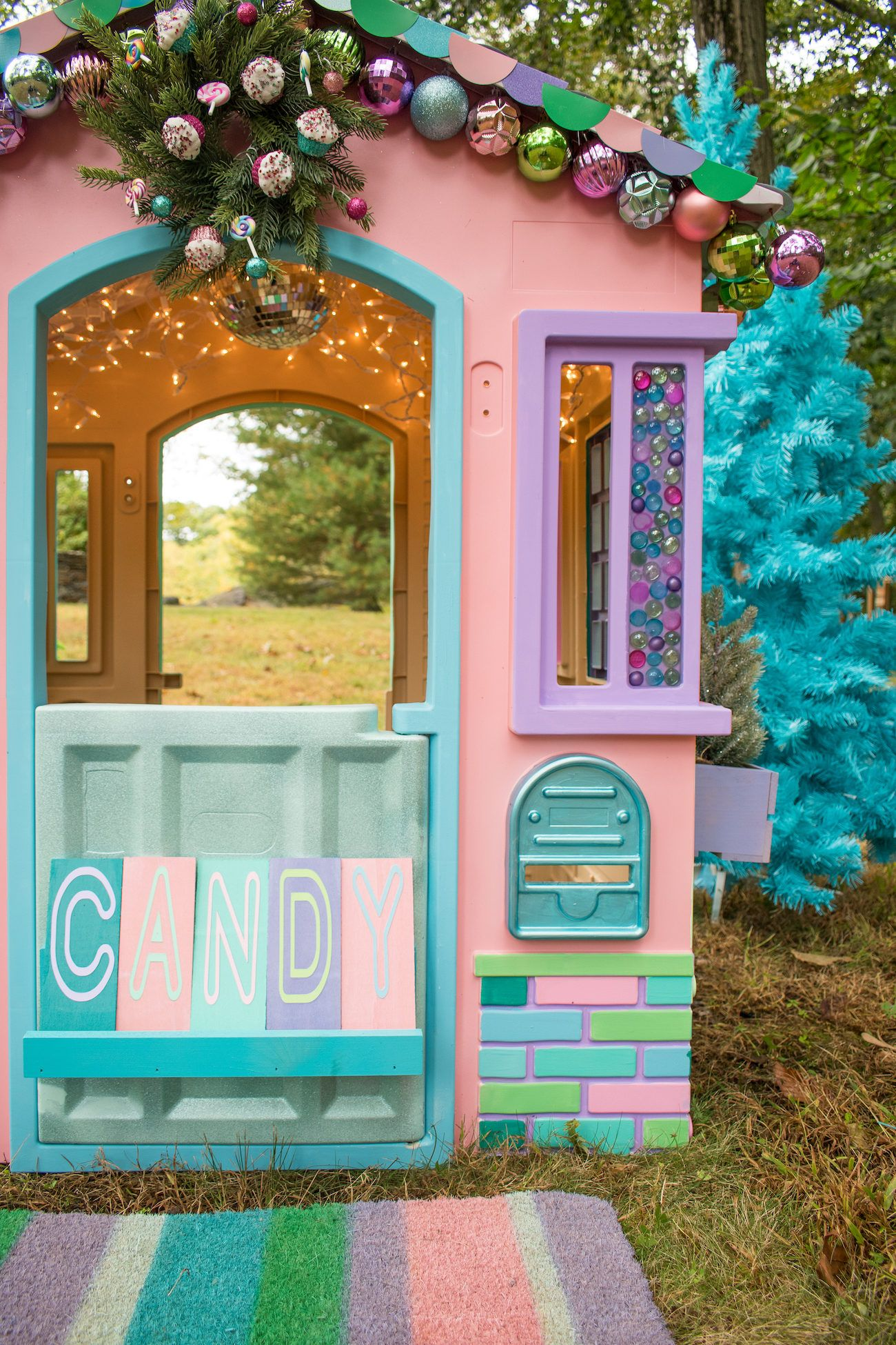 Pin on Little Tikes Cape Cottage Playhouse™ Makeover