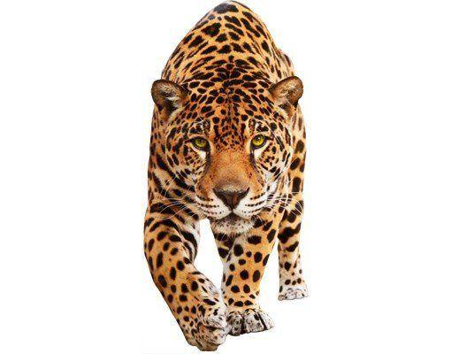 Bilderwelten Wandtattoo »Creeping Jaguar« kaufen | OTTO