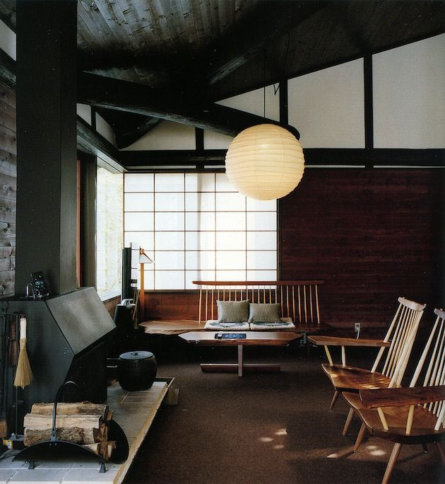 Outtake from the Japanese Magazine Casa Brutus via Freunde von Freunde