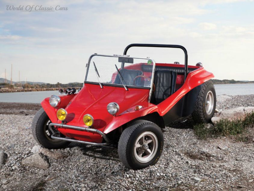 World Of Classic Cars: HAZ Buggy 1969 - World Of Classic Cars -