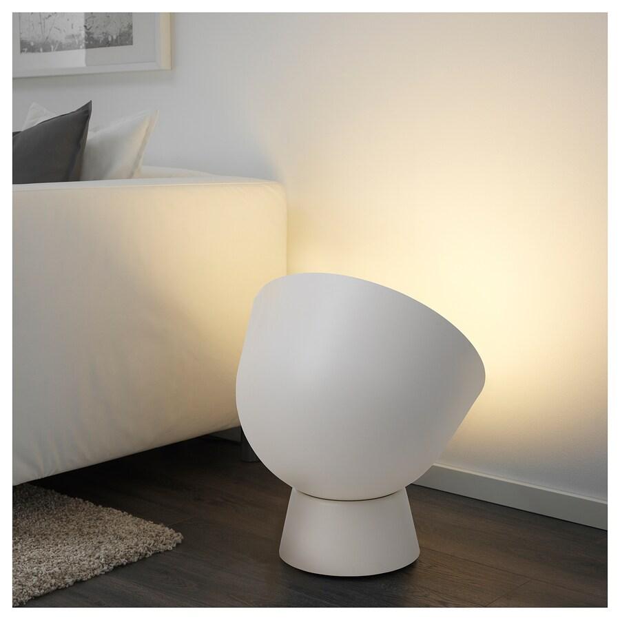 Ikea Ps 2017 Floor Lamp With Led Bulb White Ikea White Floor Lamp Ikea Ps Floor Lamp