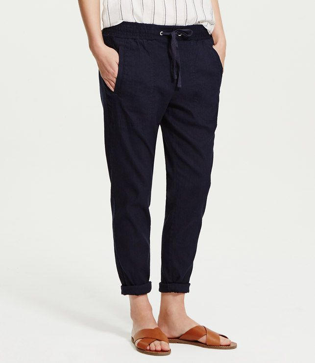Primary Image of Lou & Grey Softstretch Linen Pants