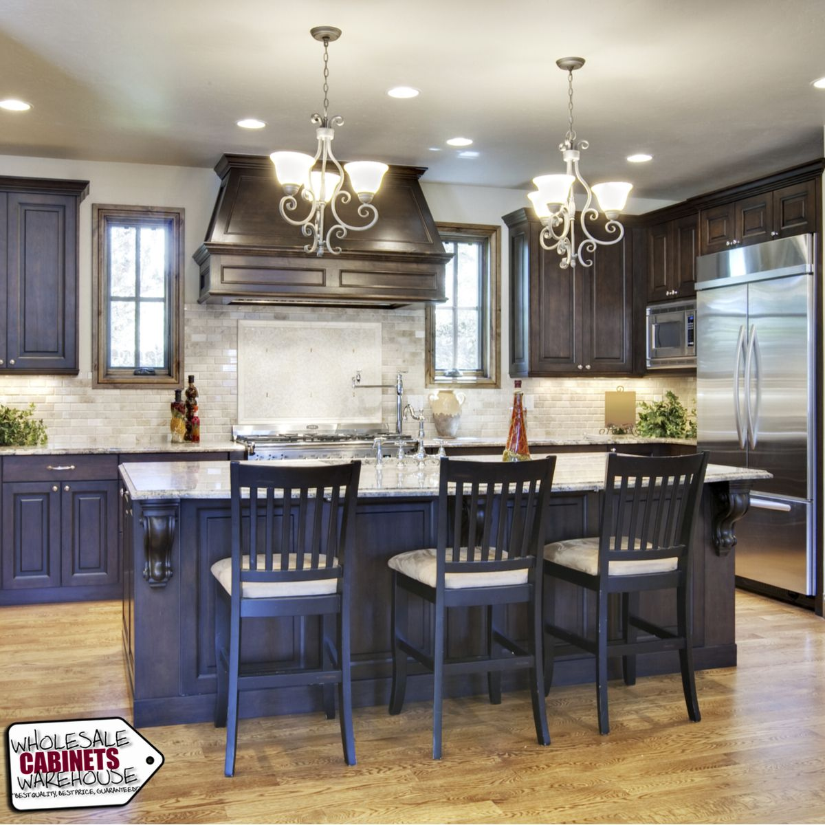 WCW supplies your kitchen with classy, elegant cabinetry ...