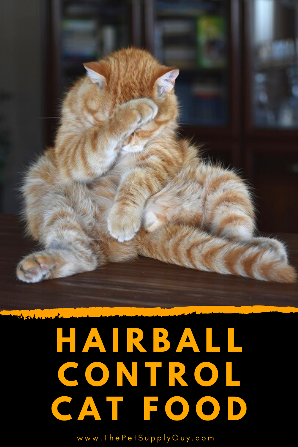 Best Cat Food To Prevent Hairballs The Pet Supply Guy In 2020 Cats Best Cat Food Cat Food