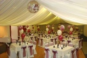 Navy & White Wedding, The Sandpiper Hotel, Chesterfield from A. S. PARTY   Photo 6