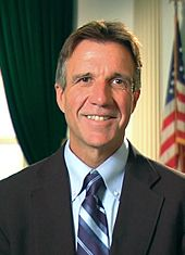 Vermont Lieutenant Governor Phil Scott