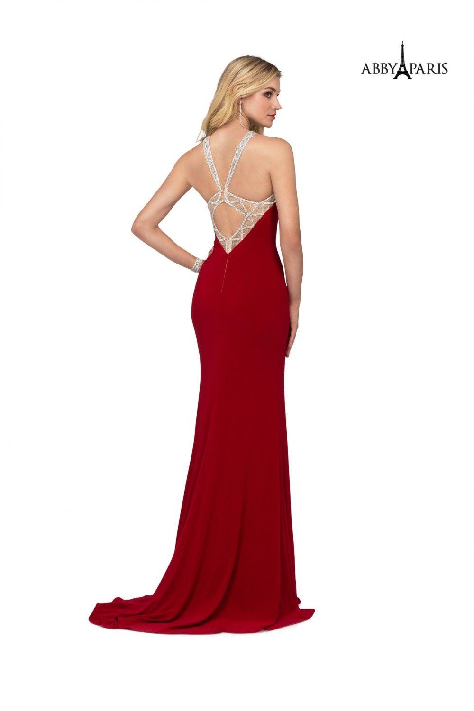 Abby Paris available at Spotlight Formal Wear!