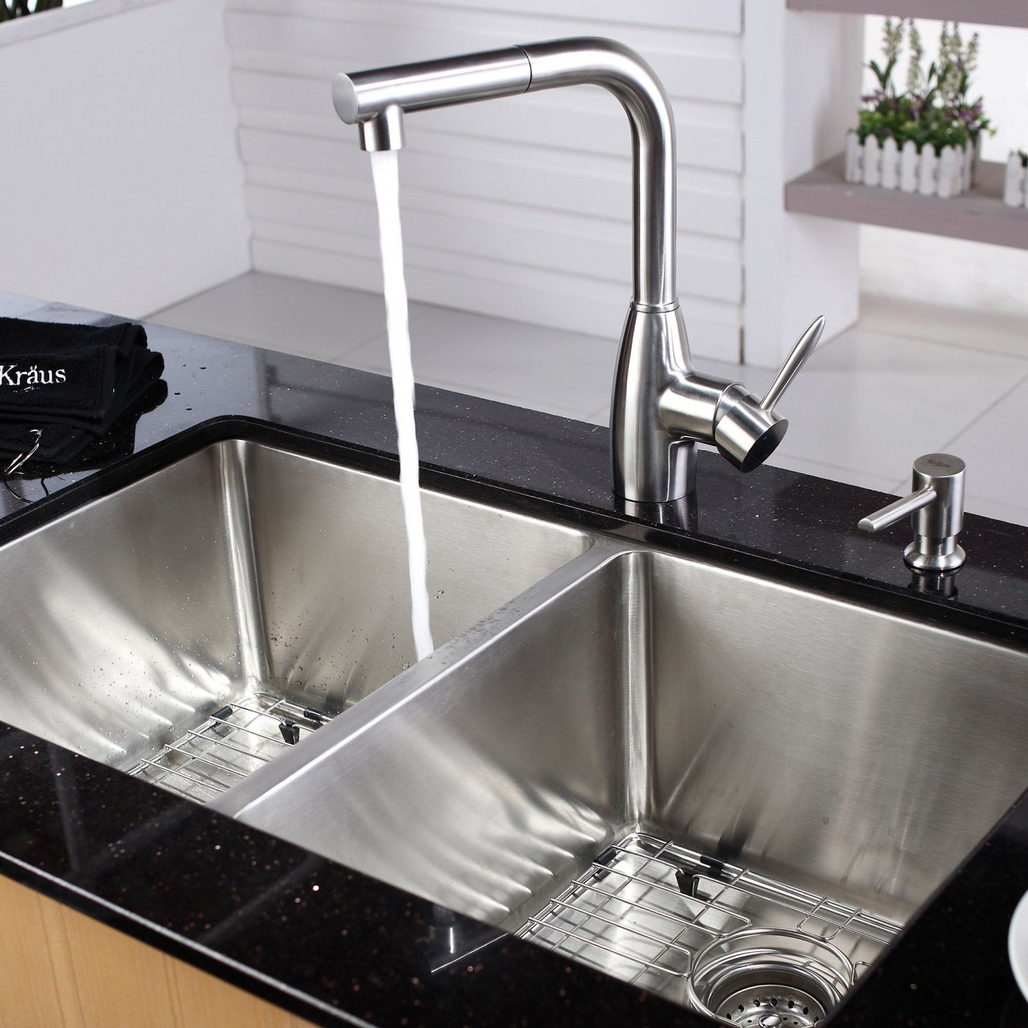 Soap Dispenser Kitchen Sink Kitchen Trash Can Ideas Check more at