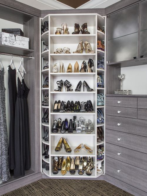 Lazy Susan For Shoes Love It