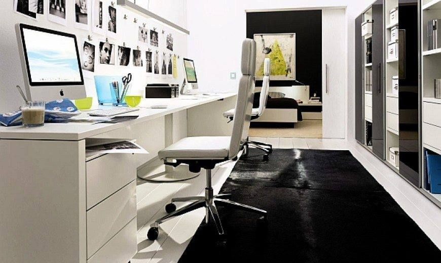 HomeOfficeDecor Home office decorating ideas for a cozy workplace ...