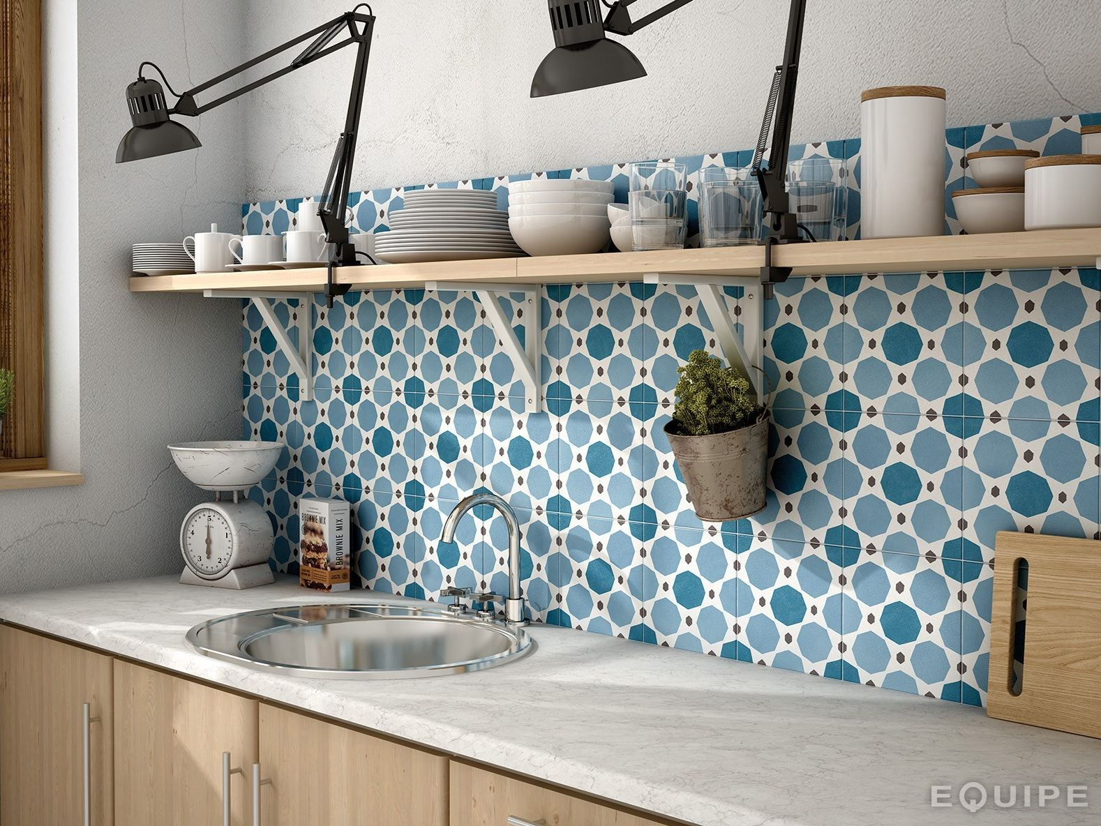 Ceramic wall/floor tiles CAPRICE DECO by EQUIPE CERAMICAS ...
