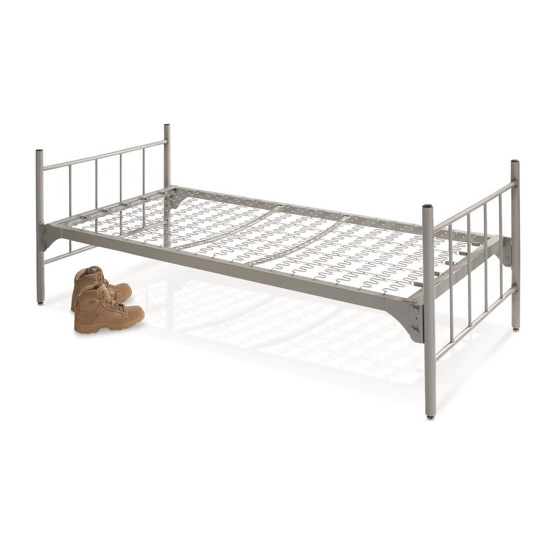 U S Military Surplus Steel Bed New Othello Pinterest