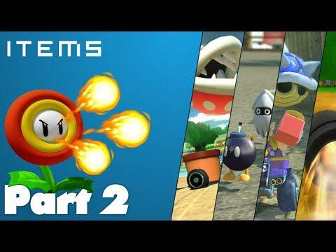 Mario Kart 9 Ideas Amp Predictions Part 2 Items Youtube