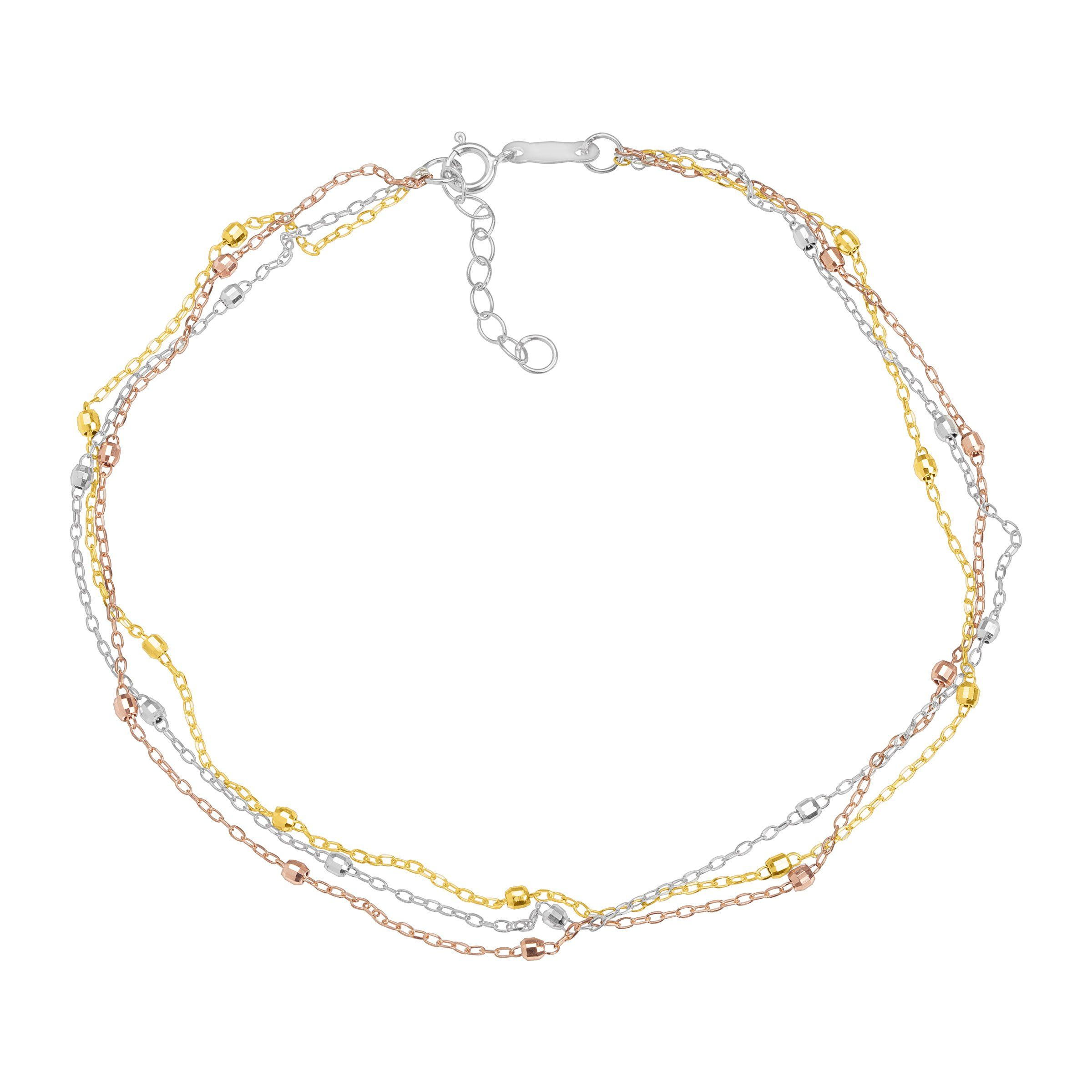 color gold chian foot fashion silver new jewelry plated nice fine pin love bracelet anklets anklet beads
