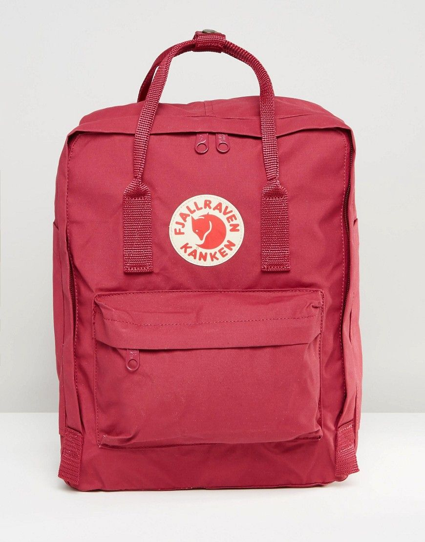kanken rucksack 16l plum