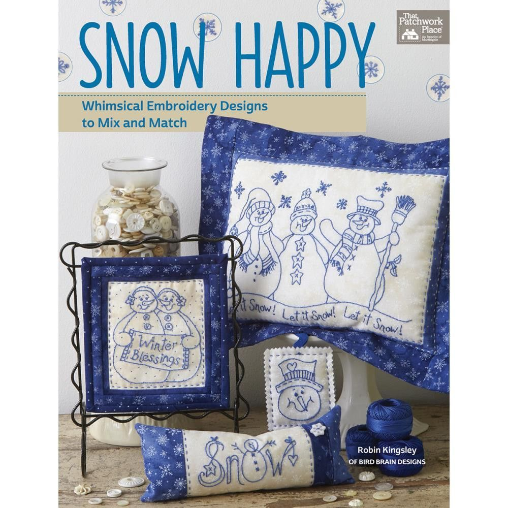 That Patchwork Place-Snow Happy
