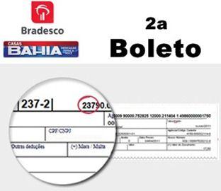 Pin De Meus Cartoes Em 2 Via Boleto Bahia E Casas