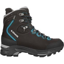 Photo of Lowa women's trekking shoes Mauria Gtx Ws, size 40 in slate / turquoise, size 40 in slate / turquoise