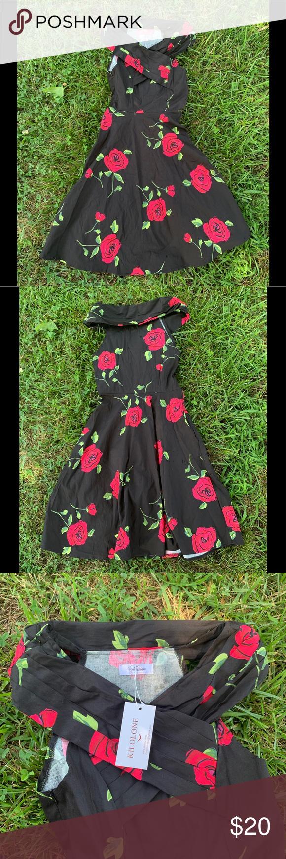 Nwt Mpixinni Dress Size Small Cute Black Dress Dresses Cute Black [ 1740 x 580 Pixel ]