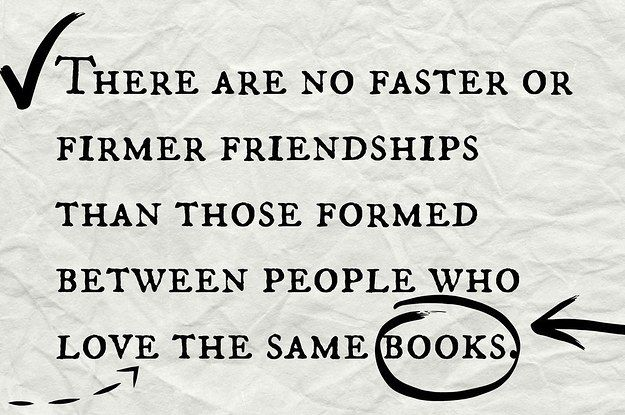 Quotes Friendship Custom 15 Book Quotes That Perfectly Describe Friendship  Friendship And . Design Ideas