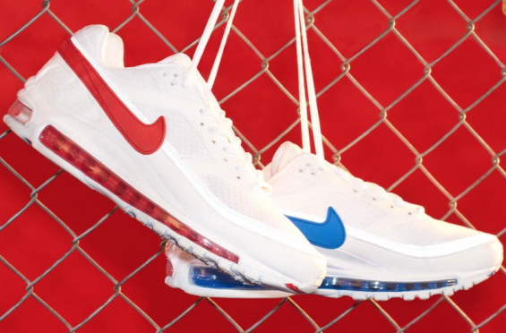 More Images Of The Upcoming Skepta x Nike Air Max 97/BW Summit White