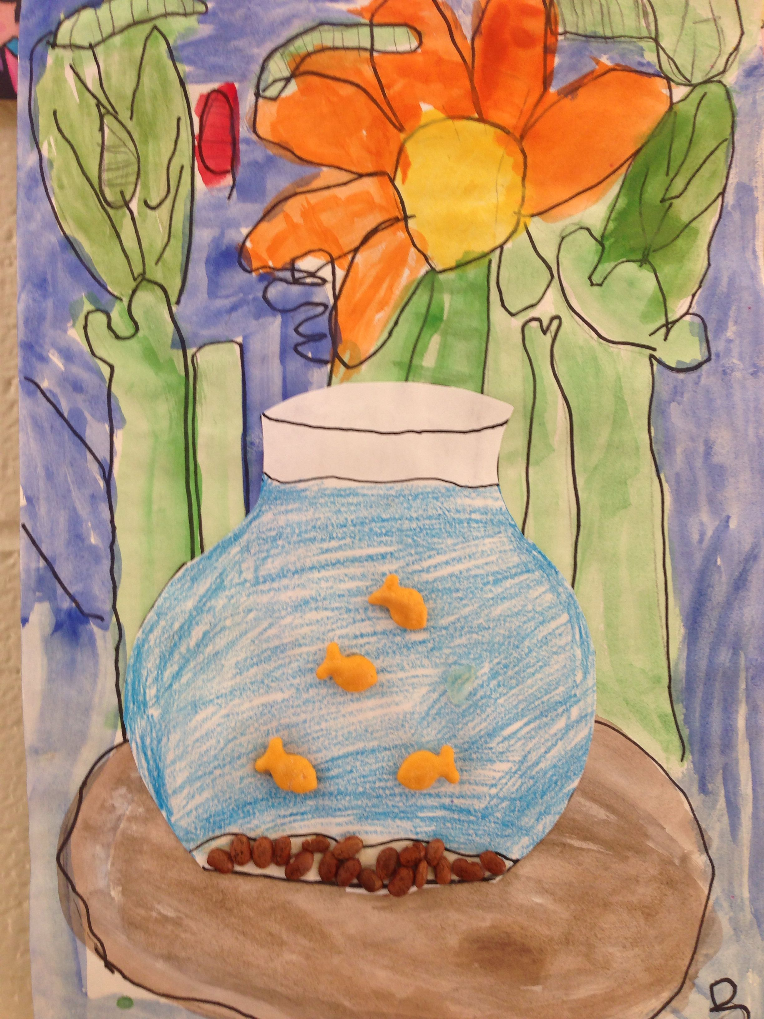 My Art Lessons Joan Flemer Campbell