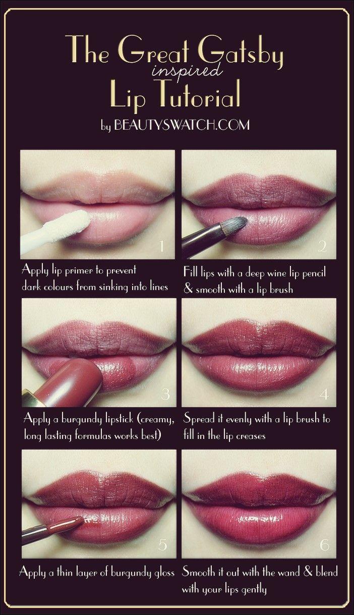 Photo of Diese 21 Lippenstift Tutorials ändern Ihre Morgen-Make-up-Routine!   Neueste Mode Site