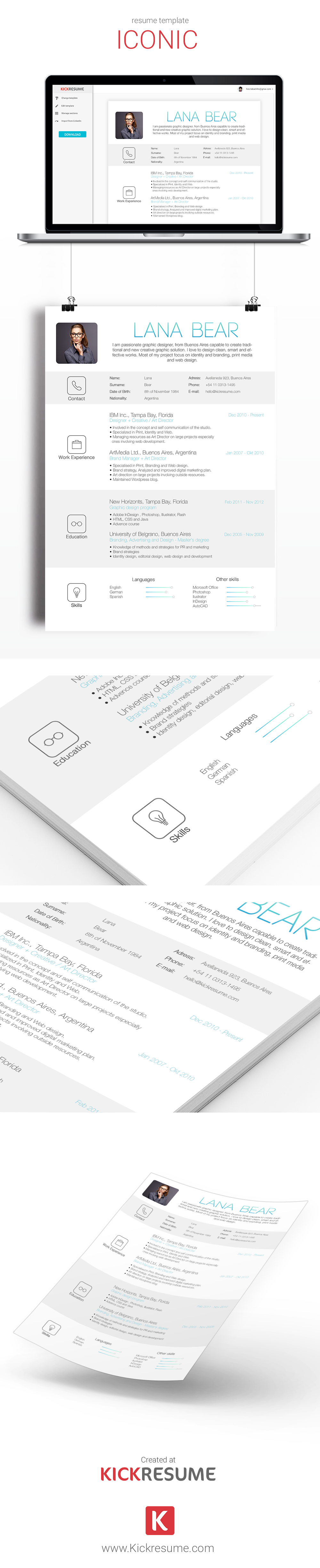 Choose One Of Our Templates Created By Designers And Approved By