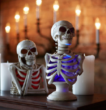 Save 50% on Halloween Floral, Décor, Dimensional Lighting & Light Sets