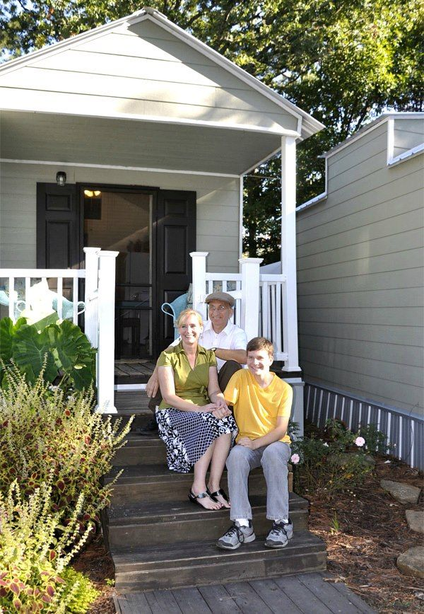 Another Happy Family Living In A Tiny House See Their Home