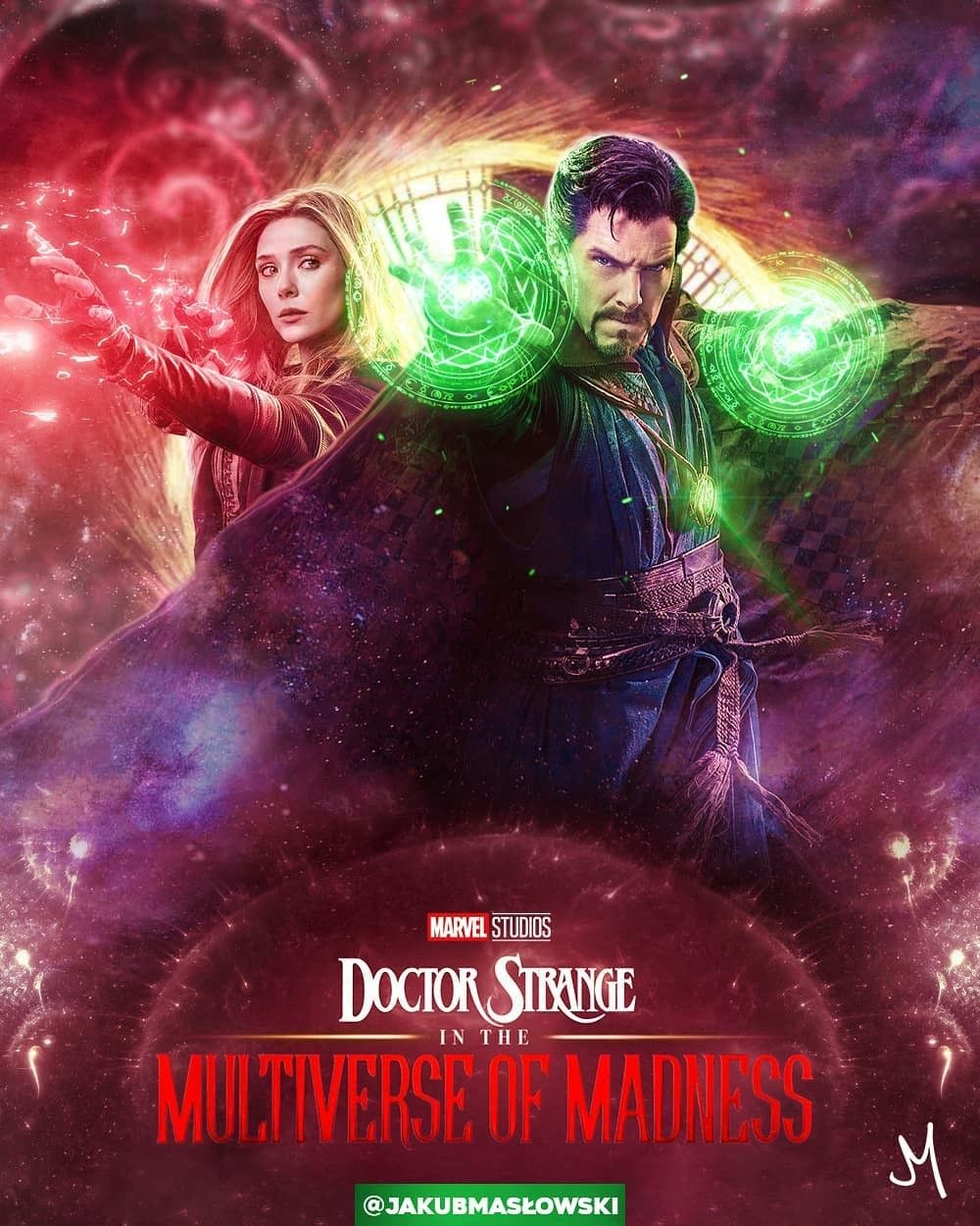 Doctor Strange In The Multiverse Of Madness Doctor Strange Scarlet Witch Marvel Doctor Strange Marvel