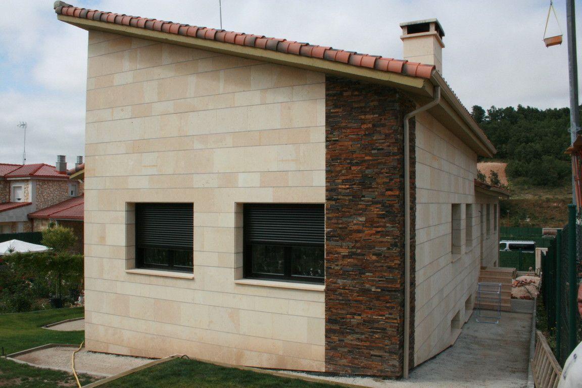 Pin de estrenocasa en revestimiento de fachadas - Revestimiento paredes exterior ...