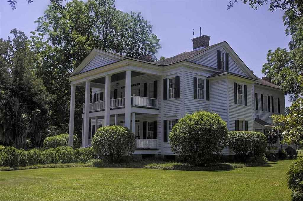 C 1850 greek revival lynchburg sc old house dreams for Home builders south carolina