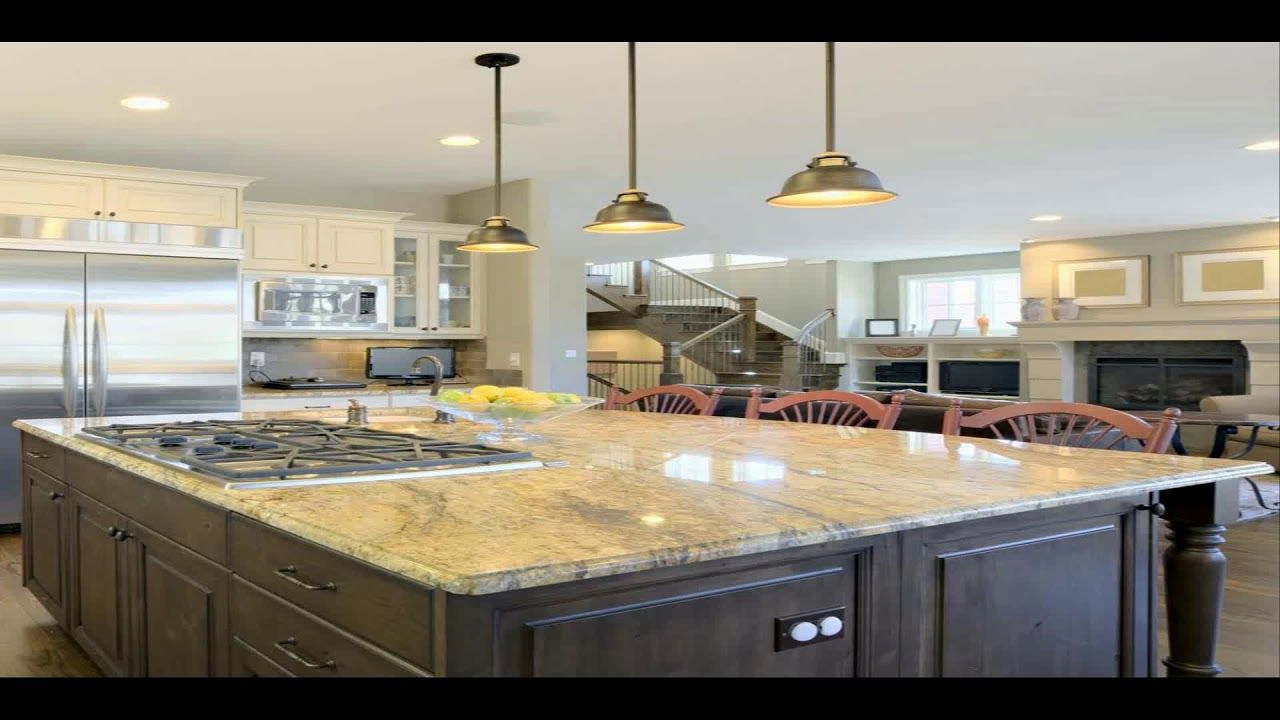 Over Island Lighting In Kitchen How Many Pendant Lights Over 8 Ft Island For The Home Kitchen