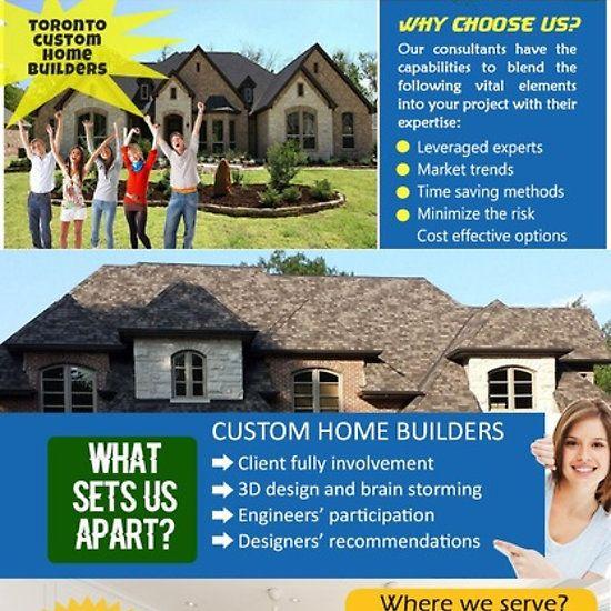 Custom Home Designs Toronto: Custom Home Builders Scarborough
