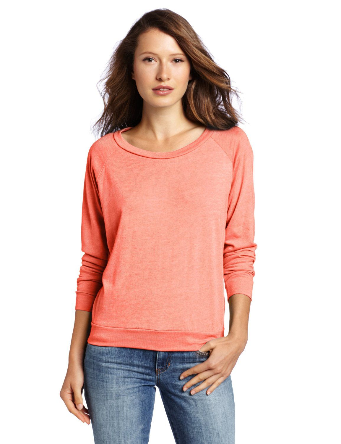 Alternative Women's Slouchy Pullover | Sweaters | Pinterest ...