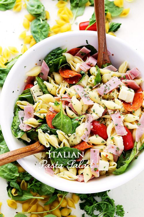 ITALIAN PASTA SALAD RECIPEReally nice recipes. Every hour.Show  Mein Blog: Alles rund um die Themen Genuss & Geschmack  Kochen Backen Braten Vorspeisen Hauptgerichte und Desserts