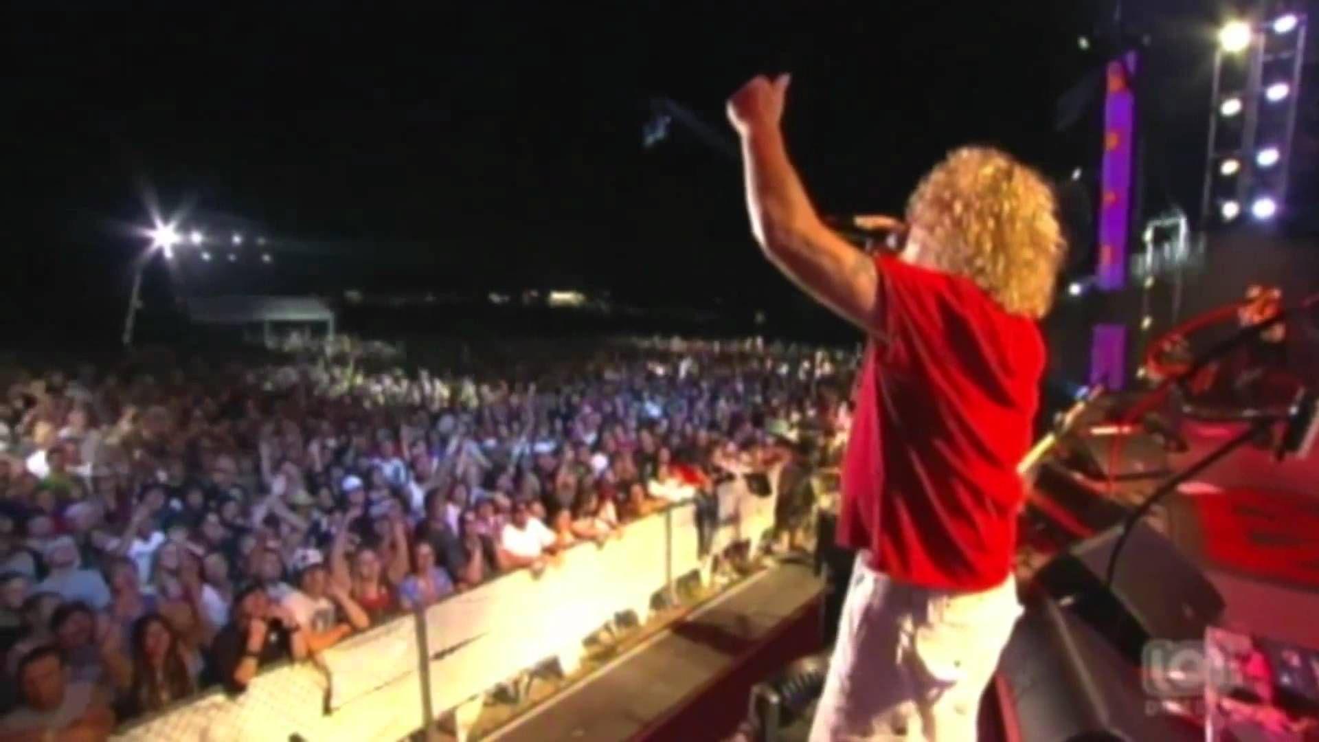 Sammy Hagar Mas Tequila Live 2010 Love This Song 3 Sammy Hagar Love Songs Youtube