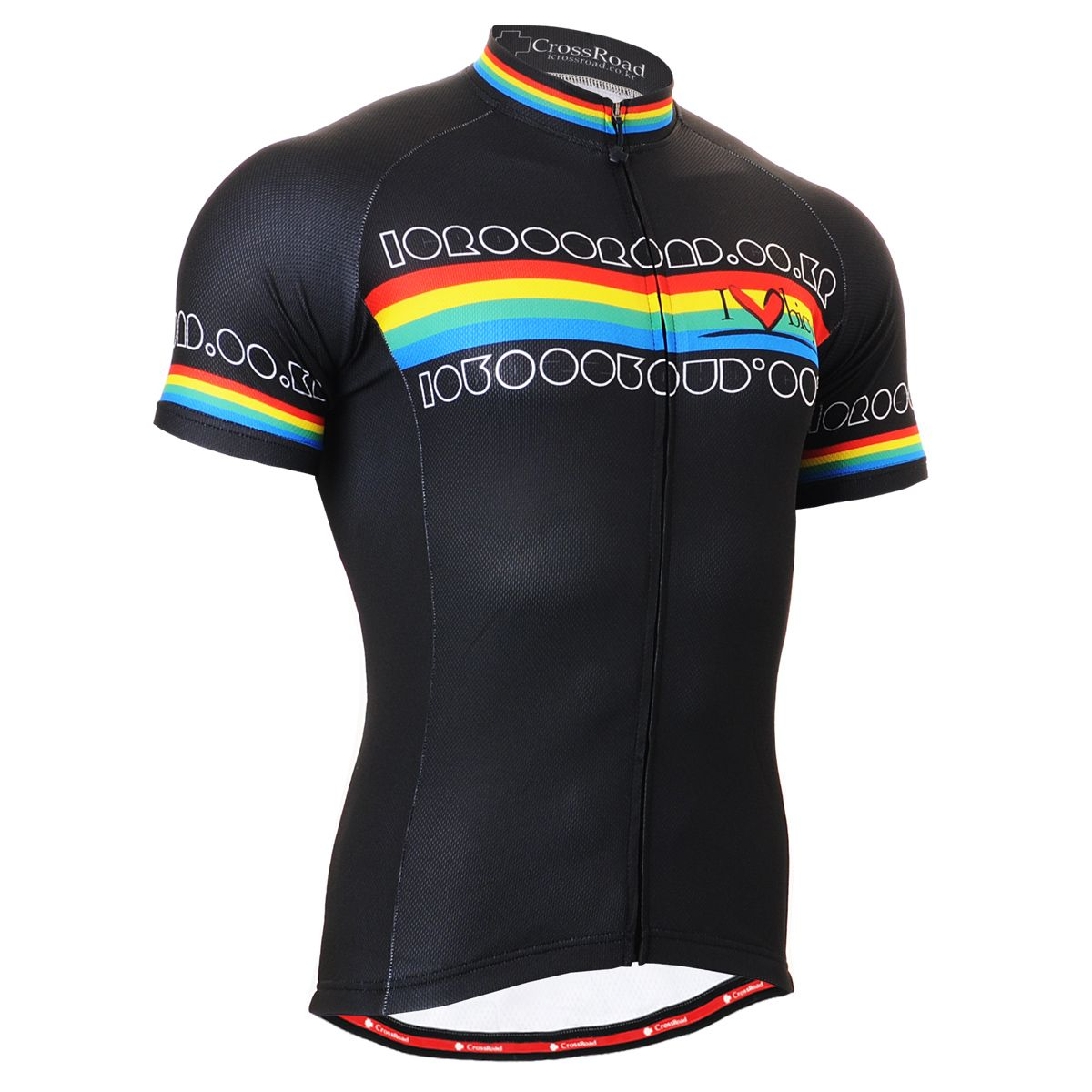 FIXGEAR CS-202 Men/'s Short Sleeve Cycling Jersey Bicycle Apparel Roadbike MTB