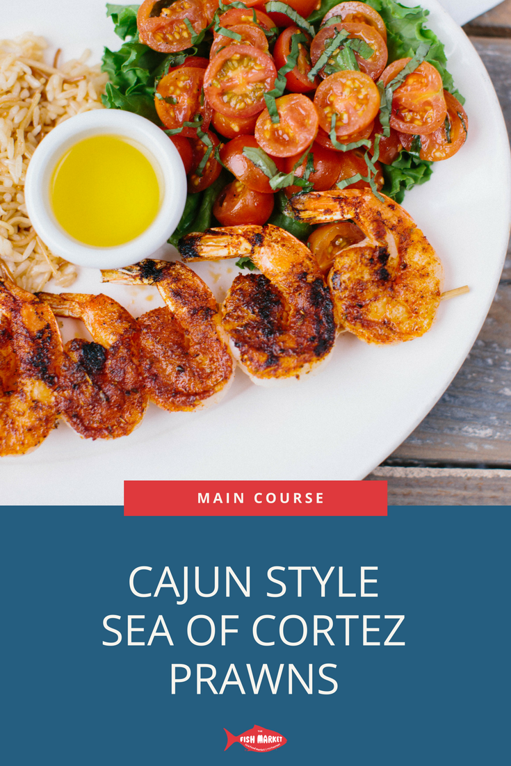 Cajun Style Has Never Tasted So Fresh Or Looked So Bold Seafood Freshfish Fish Dining Dinner Lunch Oceanview Catchofth The Fish Market Prawn Fish Food