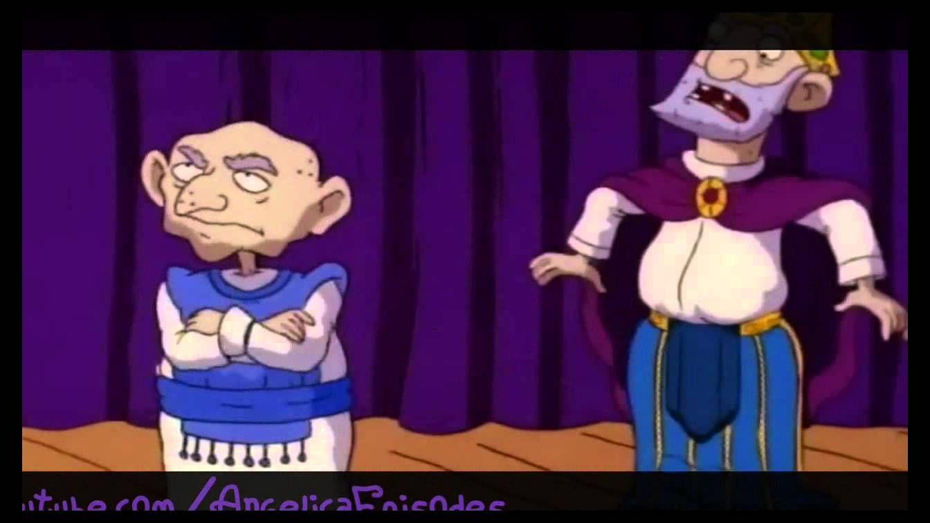 Rugrats S04e01 Chanukah Full Episode