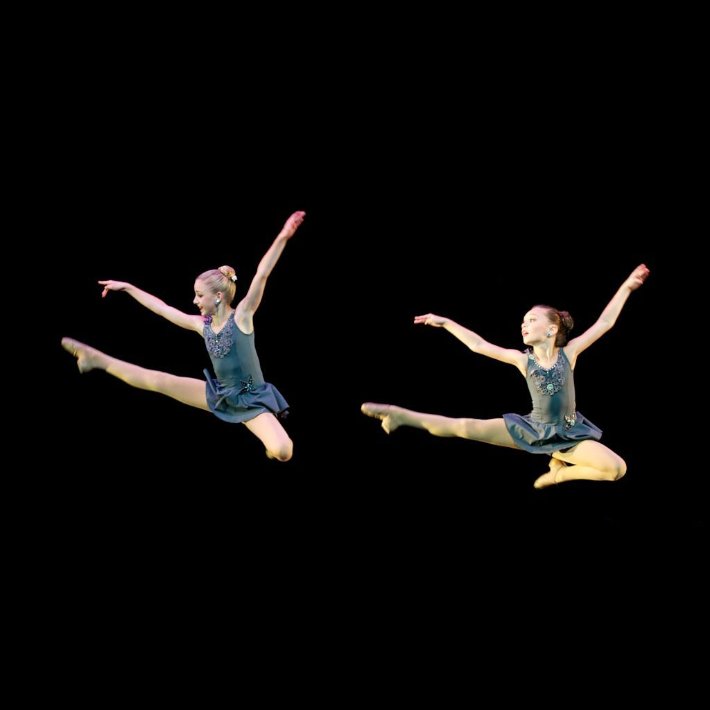 Chloe Lukasiak and Maddie Zeigler- Inside of Me | Duet ...